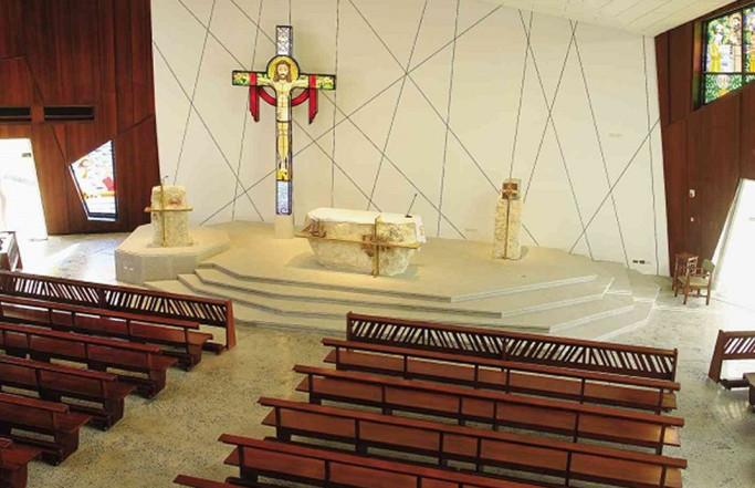 Oratory of St. Francis Xavier &nbsp;<br><span>Canlubang, Laguna, PH</span>